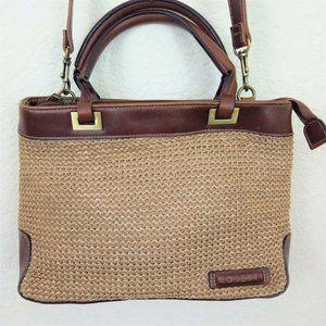Rosetti   Straw Crossbody Bag